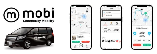 mobi Community Mobility