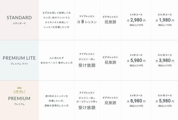 SOELU_料金プラン