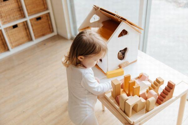 想像性は子供の将来に非常に重要