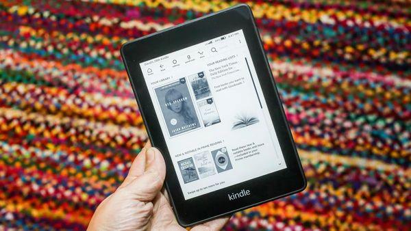 Kindleの電子書籍ブルーライト対策
