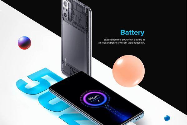 Redmi Note 10 Pro_battery