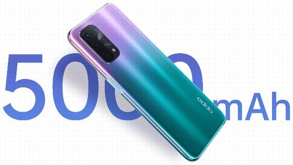 OPPO A54 5G_battery