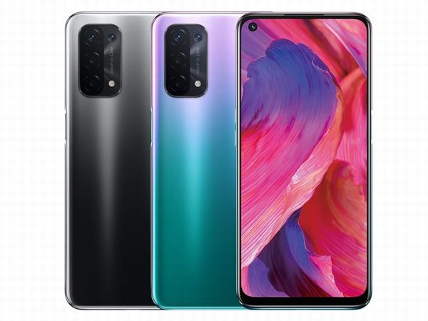 OPPO A54 5G_display