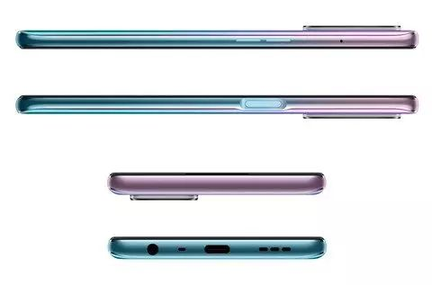 OPPO A54 5G_size
