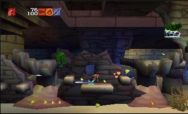 洞窟物語_プレイ画像1